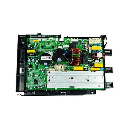 Placa Principal Condensadora 17222000A23756 Ar Condicionado Inverter 18000 BTUs Springer Midea