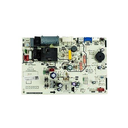 Placa Principal Evaporador 17122000026057 Ar Condicionado 18000 BTUs Springer Midea