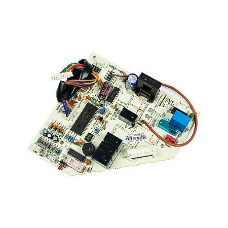 Placa Principal Evaporador 201330790034 Ar Condicionado 22000 BTUs Springer Maxiflex