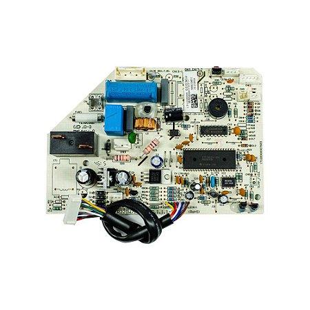 Placa Principal Evaporador 201331390021 Ar Condicionado 9000 BTUs Springer Maxiflex