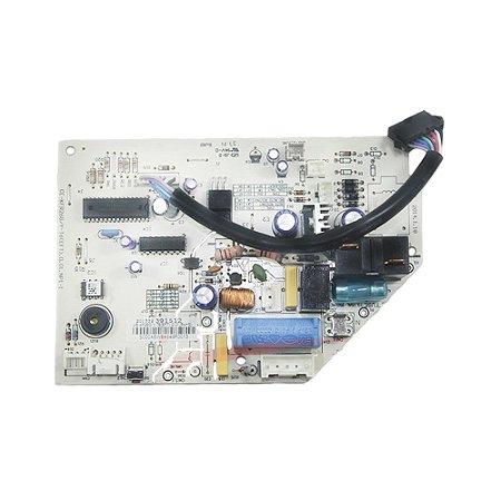 Placa Principal Evaporador 201332391064 Ar Condicionado 7500 BTUs Springer