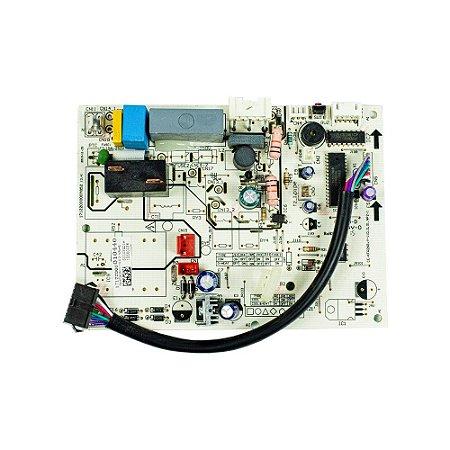 Placa Principal Evaporador 201332391299 Ar Condicionado 7500 - 9000 BTUs Springer Midea Admiral Comfee