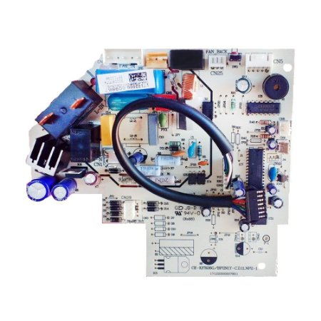 Placa Principal Evaporador 201332590567 Ar Condicionado Inverter 12000 BTUs Carrier