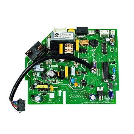 Placa Principal Evaporador 2013325A0608 Ar Condicionado Inverter 12000 BTUs Carrier