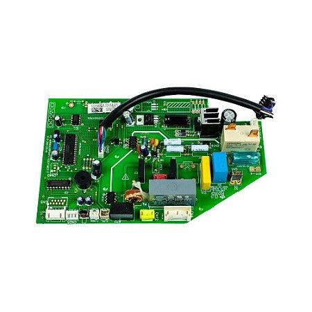Placa Principal Evaporador 201332890352 Ar Condicionado 18000 BTUs Inverter Carrier