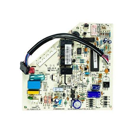 Placa Principal Evaporador 201332990243 Ar Condicionado 22000 BTUs Springer Up