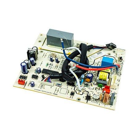 Placa Principal Evaporador 201332990292 Ar Condicionado 22000 24000 BTUs Midea
