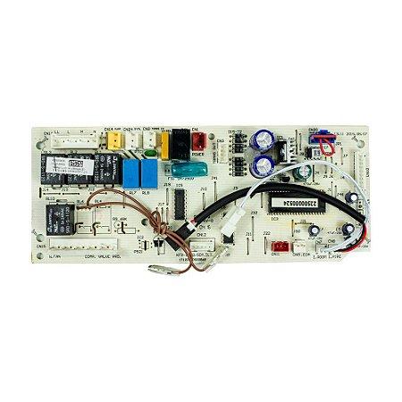 Placa Principal Evaporador 201342490016 Ar Condicionado 18000 BTUs Cassete Carrier