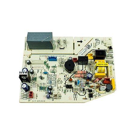 Placa Principal Evaporadora 17122000A15548 Ar Condicionado 22000 BTUs Inverter Springer Midea
