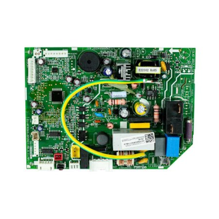 Placa Principal Evaporadora 17122000A15555 Ar Condicionado 9000 BTUs Inverter Springer Midea
