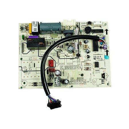 Placa Principal Evaporadora 201332890676 Ar Condicionado 18000 BTUs Springer