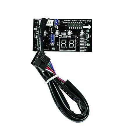 Placa Receptora Evaporador 2013328A0412 Ar Condicionado 18000 22000 BTUs Midea