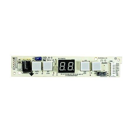 Placa Receptora Evaporador 2013330A0969 Ar Condicionado 9000 - 22000 BTUs Springer