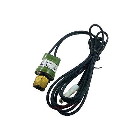 Pressostato Alta Pressão R22 Condensadora 19240036 Ar Condicionado Carrier Springer Midea