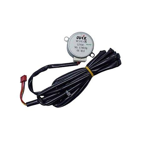 Motor Passo 0200321236 Vane Aleta Direcionador de Ar Condicionado 24000 – 60000 BTUs Komeco