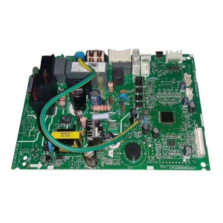 Placa Principal 17122000A08721 Evaporadora Ar Condicionado 9000 BTUs Inverter Midea Liva