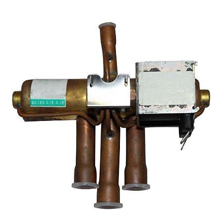 Válvula Reversão QF C/Solenoide Condensador QF 10 A 21K