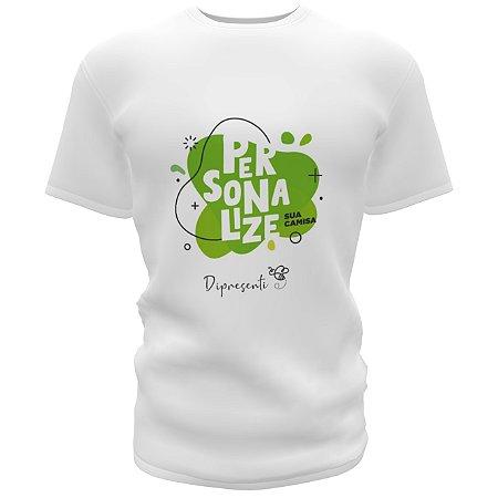 Camiseta Personalizada (Poliester) - Masculina