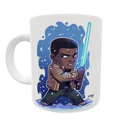 Caneca Coleção Star Wars - Finn