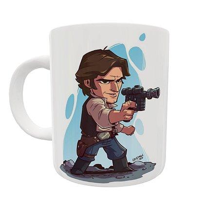 Caneca Coleção Star Wars - Han Solo
