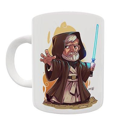 Caneca Coleção Star Wars - Obi Wan Kenobi