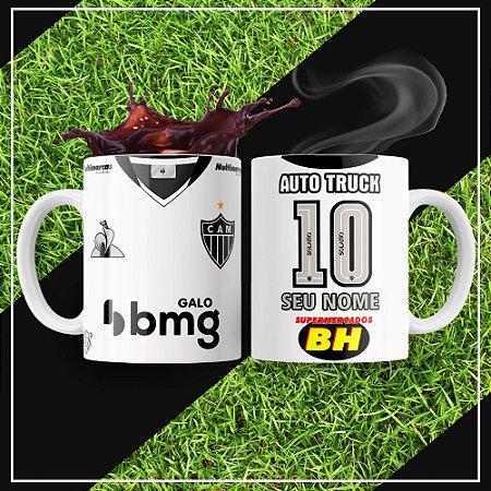 Caneca Times de Futebol - Atlético Mineiro (2)