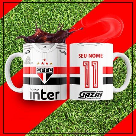 Caneca Times de Futebol - São Paulo 2