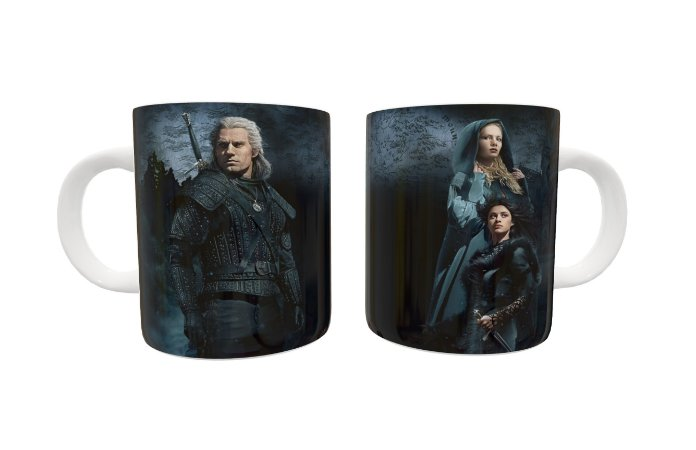 Caneca The Witcher 2