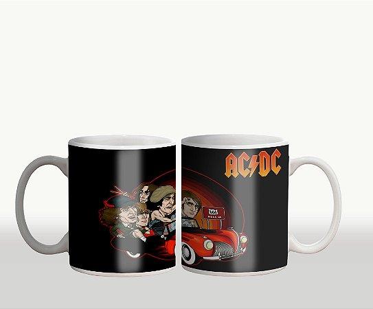 Caneca AC/DC