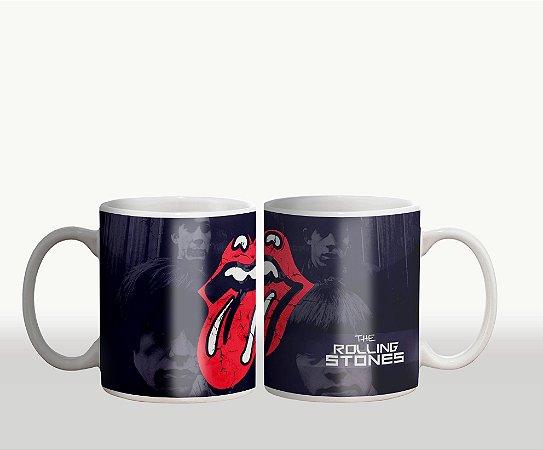 Caneca Rolling Stones