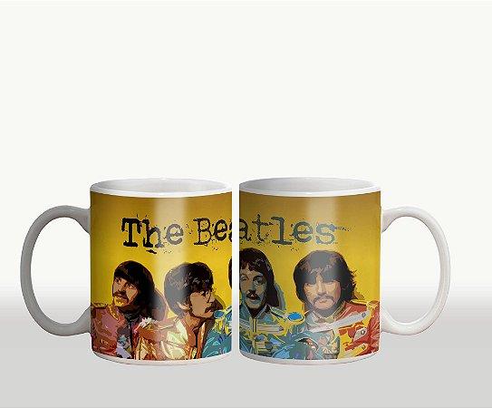 Caneca The  Beatles 3
