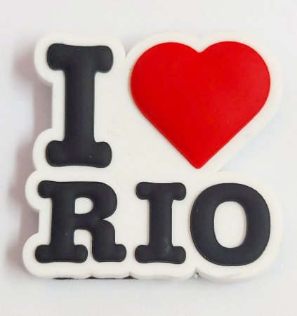 Imã I love Rio