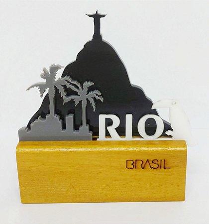Mini paisagem Rio