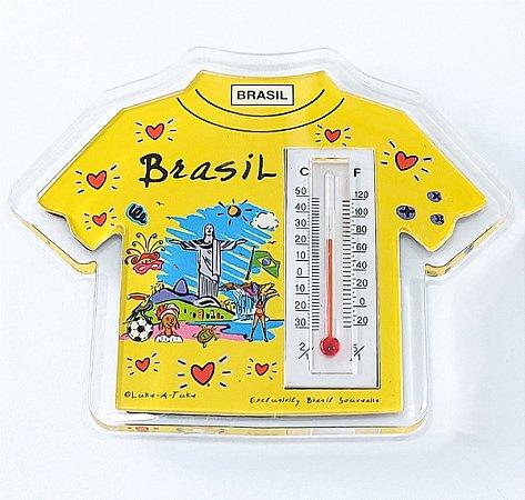 Imã termômetro