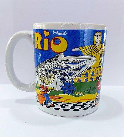 Caneca Rio Copacabana / Lapa