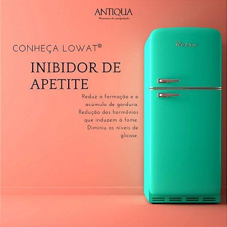 COMPOSTO INIBIDOR DE APETITE LOWAT