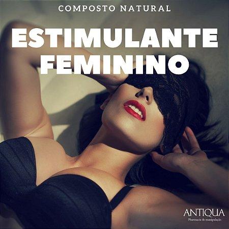 COMPOSTO ESTIMULANTE FEMININO