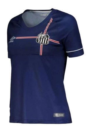 Camisa do Santos Nations The Kingdom Umbro - Feminina