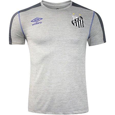 Camisa do Santos Aquecimento 2019 Umbro - Masculina