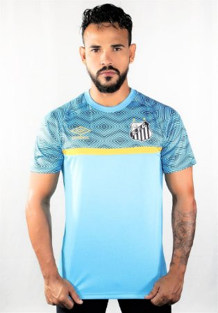 Camisa Santos Treino 2021 Umbro