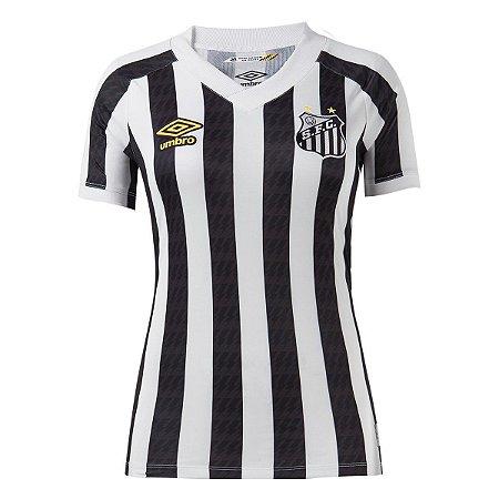 Camisa Feminina Santos Il 2021 Umbro