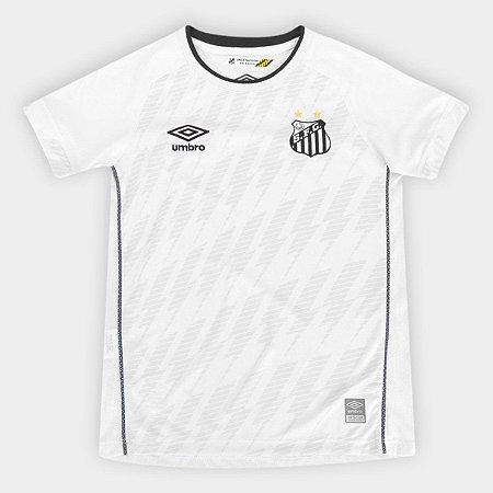 Camisa Santos I Juvenil 2021 Umbro