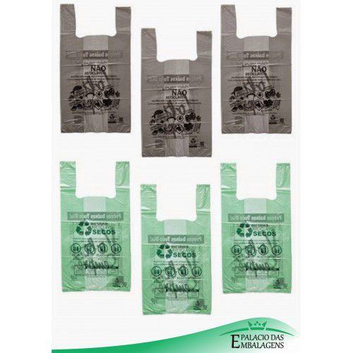 Sacolas Biodegradável 90x100