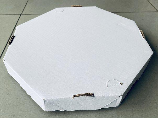Caixa Pizza Oitavada 25x25