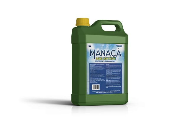 Água Sanitária 5Lt - Manacá