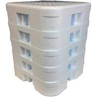Porta Marmitex n° 8 5 bases - Isoterm