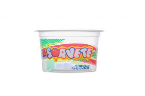 Pote PP para sorvete 250ml com tampa - Kopu's