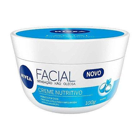 Creme Facial Nutritivo Nivea