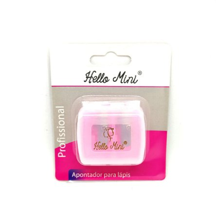 Apontador Hello Mini