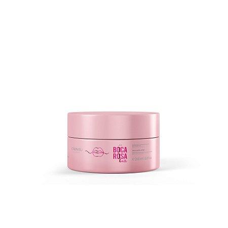 Máscara Cadiveu Condicionante de Quartzo Boca Rosa Hair 200ml